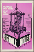 "Movie Posters:Bad Girl, The Big Doll House Lot (New World, 1971). One Sheets (2) (27"" X41""). Bad Girl.. ... (Total: 2 Items)"