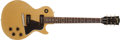 Musical Instruments:Electric Guitars, 1958 Gibson Les Paul Special TV Yellow Electric Guitar #8 3436...