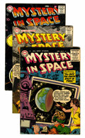 Silver Age (1956-1969):Science Fiction, Mystery in Space Group (DC, 1956-64) Condition: Average VG/FN....(Total: 13 Comic Books)
