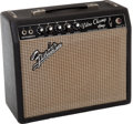 Musical Instruments:Amplifiers, PA, & Effects, 1967 Fender Vibro Champ Guitar Amplifier #A 16219...
