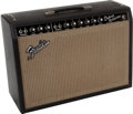 Musical Instruments:Amplifiers, PA, & Effects, 1966 Fender Deluxe Reverb Guitar Amplifier...