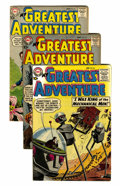 Silver Age (1956-1969):Adventure, My Greatest Adventure Group (DC, 1958-63) Condition: Average VG/FN.... (Total: 18 Comic Books)