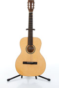 Musical Instruments:Acoustic Guitars, 1960s Silvertone Classic Natural Acoustic Guitar #N/A....