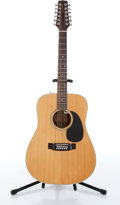 Musical Instruments:Acoustic Guitars, 2000 Jasmine By Takamine S-612 12-String Acoustic Guitar Serial# 040398....