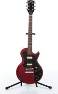Musical Instruments:Electric Guitars, 1981 Gibson Sonex-180 Custom Red Electric Guitar Serial#82571612...