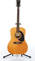 Musical Instruments:Acoustic Guitars, 1970s Gower G-65 Natural Acoustic Guitar Serial# 1088....