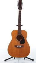 Musical Instruments:Acoustic Guitars, 1980s Yamaha FG-230 Natural 12-String Acoustic Guitar #679929....