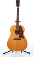 Musical Instruments:Acoustic Guitars, 1964 Gibson J-50 Natural Acoustic Guitar Serial# 358555....