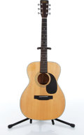 Musical Instruments:Acoustic Guitars, 1980s Sigma By Martin GCS-3 Natural Acoustic Guitar Serial#235225....