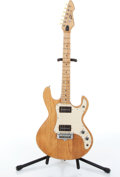 Musical Instruments:Electric Guitars, 1982 Peavey T-15 Natural Electric Guitar # 0110296....