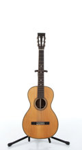 Musical Instruments:Acoustic Guitars, 1920's Prairie State 509 Natural Acoustic Guitar # 1768261....