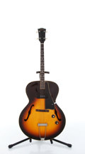 Musical Instruments:Electric Guitars, Early 1960's Gibson ETG-150 Sunburst Tenor Electric Guitar #N/A....