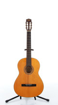 Musical Instruments:Acoustic Guitars, 1992 Yamaha G-50 Classic Natural Acoustic Guitar # 921519....