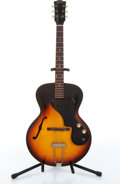 Musical Instruments:Electric Guitars, 1965 Gibson ES120T Sunburst Archtop Electric Guitar #265951....