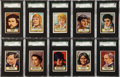 "Non-Sport Cards:Sets, 1952 Topps ""Look-N-See"" Complete Set (135). ..."