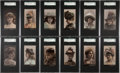 "Non-Sport Cards:Sets, 1891 N131 Duke ""Stars of The Stage"" Complete Set (25) - #1 on theSGC Set Registry! ..."