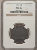 1794 1C Head of 1795 Fair 2 NGC. This Coin Includes: Additional a Original Flip. NGC Census: (9/360). PCGS Population (9...