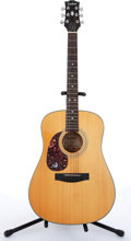 Musical Instruments:Acoustic Guitars, 2000 Epiphone PR350SL Natural Left Handed Acoustic Guitar #0061471....