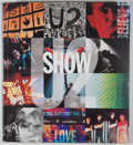 Books:First Editions, Diana Scrimgeour. U2 Show. ...