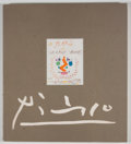 Books:First Editions, [Pablo Picasso, subject]. Picasso. 60 Years of GraphicWorks....