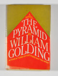 Books:First Editions, William Golding. The Pyramid....