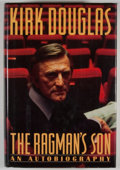 Books:Signed Editions, Kirk Douglas. Signed. The Ragman's Son. An Autobiography....