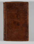 Books:First Editions, Frederick Schlegel. Lectures on the History of Literature,Ancient and Modern.... (Total: 2 Items)
