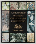 Books:First Editions, [Susan E. Meyer, editor]. A Treasury of the Great Children'sBook Illustrators....
