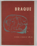 Books:First Editions, [Georges Braque, subject]. Henry R. Hope. Georges Braque....