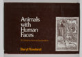 Books:First Editions, Beryl Rowland. Animals with Human Faces. A Guide to AnimalSymbolism....