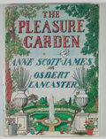 Books:First Editions, Anne Scott-James and Osbert Lancaster. The Pleasure Garden.An Illustrated History of British Gardening....