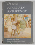 Books:Children's Books, [Mabel Lucie Attwell, Illustrator]. May Byron. J. M. Barrie'sPeter Pan and Wendy....