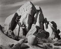 Photographs:20th Century, ANSEL ADAMS (American, 1902-1984). In Joshua Tree NationalMonument, California, Portfolio II, 1942. Gelatin silver,195...