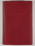 Books:First Editions, Philip Gosse. The Pirates' Who's Who....