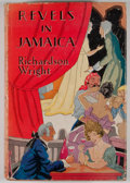 Books:First Editions, Richardson Wright. Revels in Jamaica 1682-1838. ...
