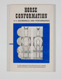 Books:First Editions, Ben K. Green. Horse Conformation as to Soundness andPerformance....