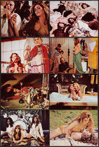 "Beyond the Valley of the Dolls (20th Century Fox, 1970). Lobby Photo Set of 8 (8"" X 10""). Sexploitation. ... (..."