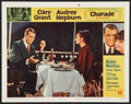 "Movie Posters:Mystery, Charade (Universal, 1963). Lobby Card (11"" X 14""). Mystery.. ..."