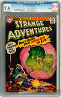 Silver Age (1956-1969):Science Fiction, Strange Adventures #188 Savannah pedigree (DC, 1966) CGC NM+ 9.6Off-white to white pages....