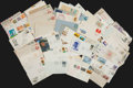 Miscellaneous Collectibles:General, Sports and Non-Sports Vintage Stamps and Envelopes Lot of 50+....