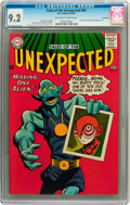 Silver Age (1956-1969):Science Fiction, Tales of the Unexpected #84 Savannah pedigree (DC, 1964) CGC NM- 9.2 Off-white to white pages....