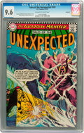 Silver Age (1956-1969):Horror, Tales of the Unexpected #101 Savannah pedigree (DC, 1967) CGC NM+9.6....