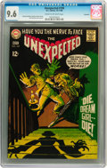 Silver Age (1956-1969):Horror, Unexpected #109 Savannah pedigree (DC, 1968) CGC NM+ 9.6 Cream tooff-white pages....