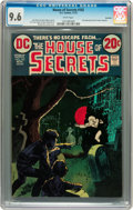 Bronze Age (1970-1979):Horror, House of Secrets #102 Savannah pedigree (DC, 1972) CGC NM+ 9.6White pages....