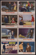 """Movie Posters:Thriller, Bad Day at Black Rock (MGM, 1955). Lobby Card Set of 8 (11"""" X 14""""). Thriller. Starring Spencer Tracy, Robert Ryan, Anne Fran... (Total: 8 Items)"""