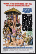 "Movie Posters:Action, The Big Bird Cage (New World Pictures, 1972). One Sheet (27"" X41""). Action Drama. Starring Pam Grier, Anitra Ford, Candice ..."