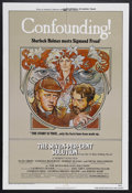 "Movie Posters:Mystery, The Seven-Per-Cent Solution (Universal, 1976). One Sheet (27"" X41""). Mystery. Starring Alan Arkin, Vanessa Redgrave, Robert..."