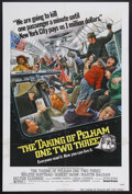 "Movie Posters:Crime, The Taking of Pelham One Two Three (United Artists, 1974). OneSheet (27"" X 41""). Crime Thriller. Starring Walter Matthau, R..."