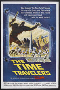 "Movie Posters:Science Fiction, The Time Travelers (American International, 1964). One Sheet (27"" X41""). Science Fiction. Starring Preston Foster, Philip C..."