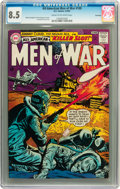 Silver Age (1956-1969):War, All-American Men of War #109 Savannah pedigree (DC, 1965) CGC VF+8.5 Cream to off-white pages....